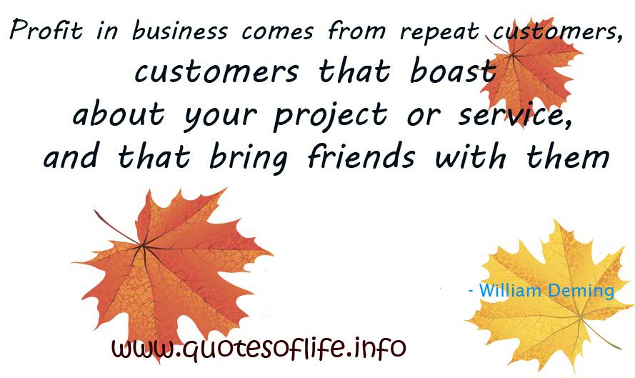 Profit quote #2
