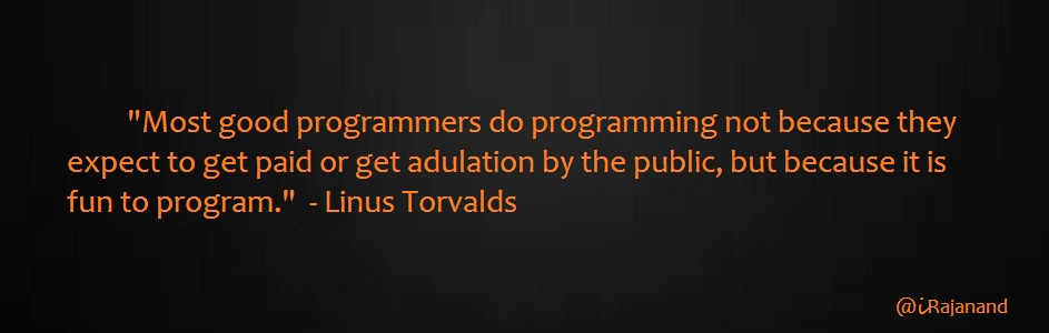 Programmers quote #1