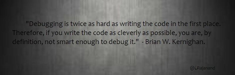 Programmers quote #2