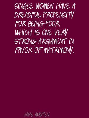 Propensity quote