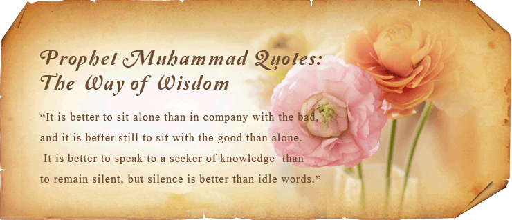 Prophets quote #1