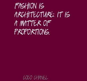 Proportions quote #1