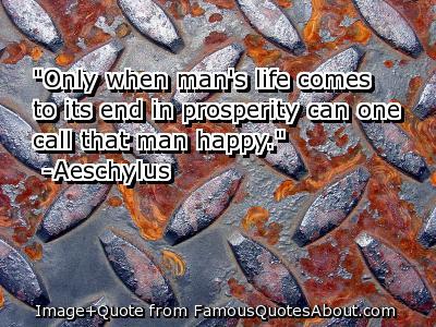Prosperity quote #2
