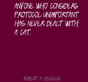 Protocol quote #2