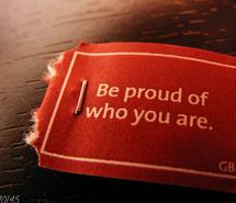 Proud quote #5