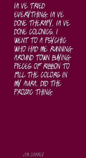 Prozac quote #1