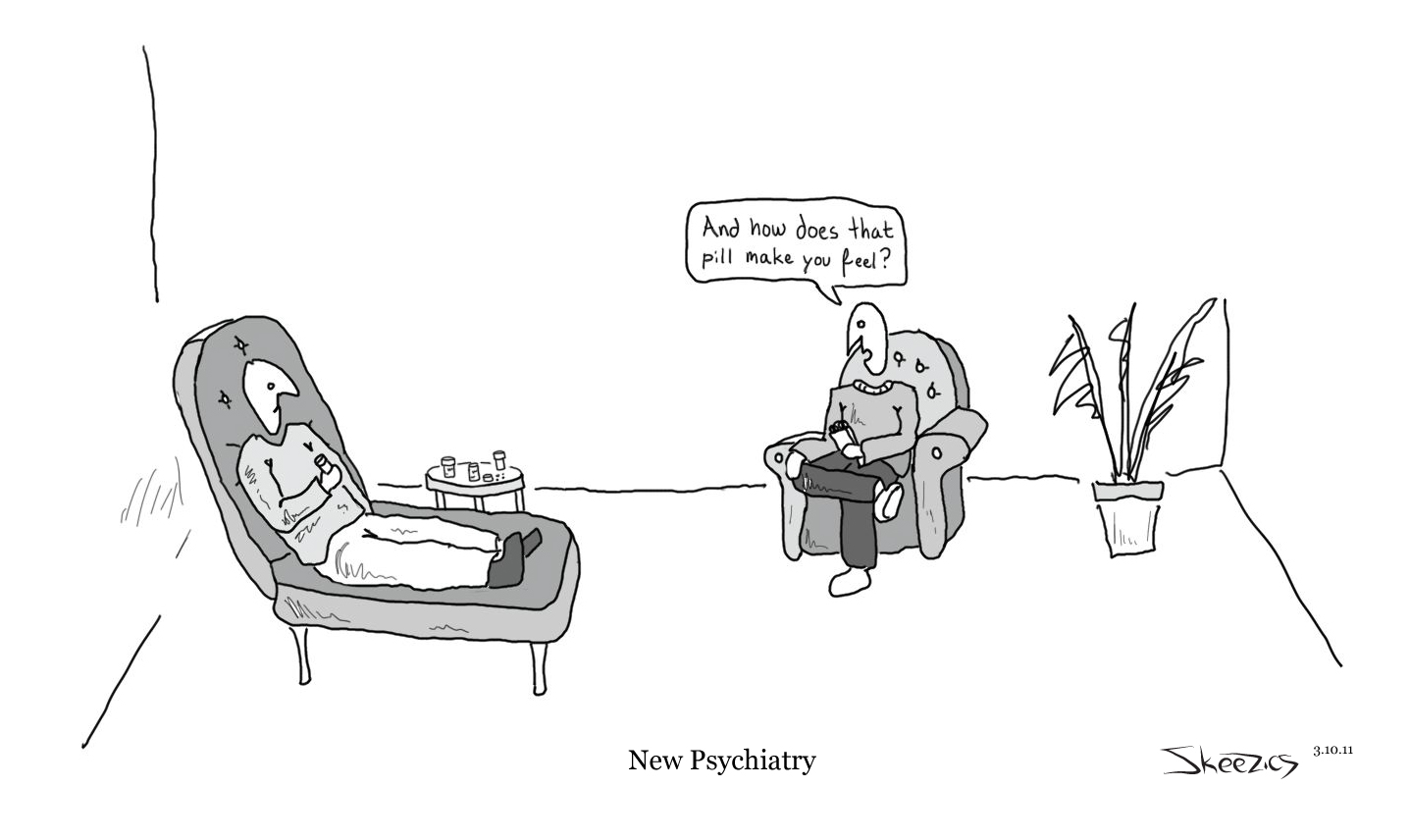Psychiatrists quote #2