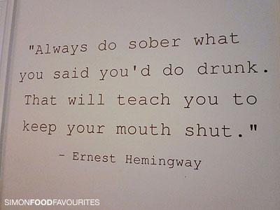 Pub quote #1