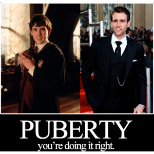 Puberty quote #1