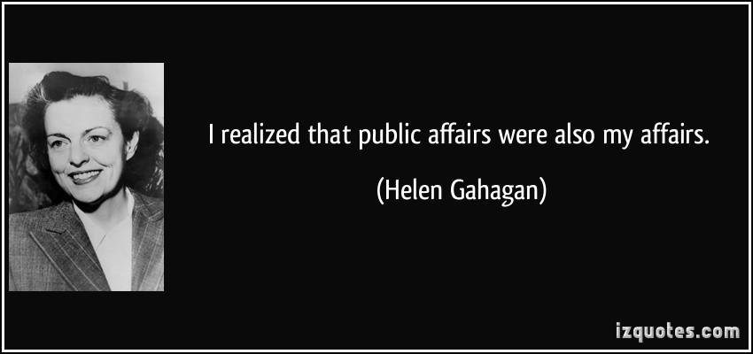 Public Affairs quote #1