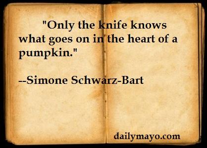 Pumpkin quote #1
