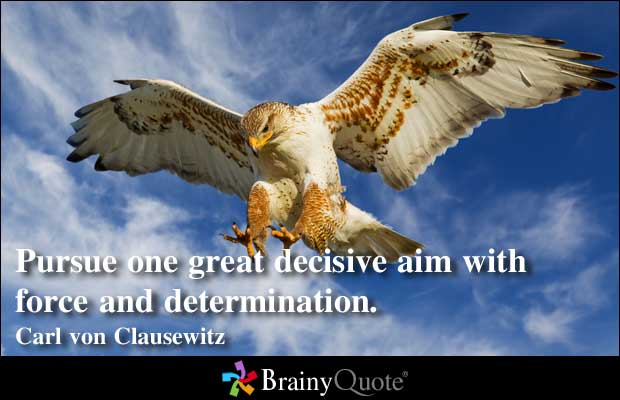 Pursue quote #3