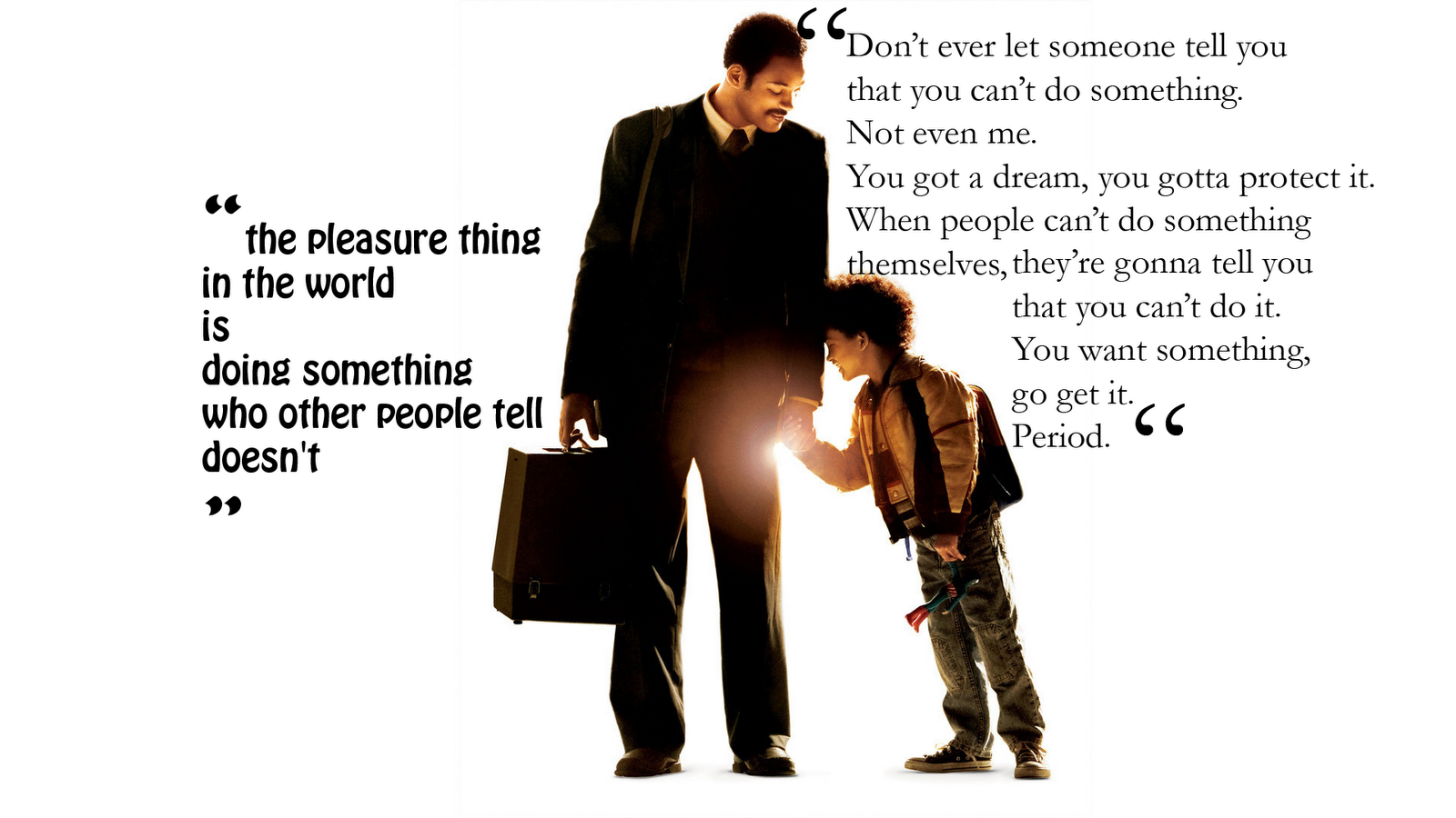 Pursuit Of Happiness quote #1