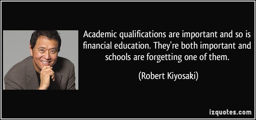 Qualifications quote #2