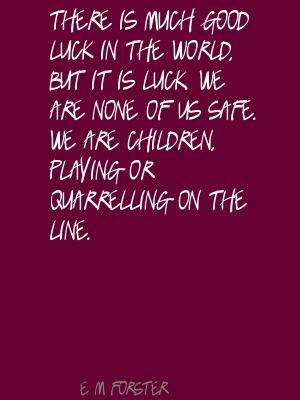 Quarrelling quote #1