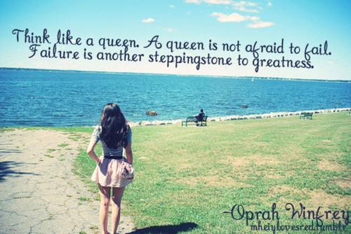 Queen quote #1