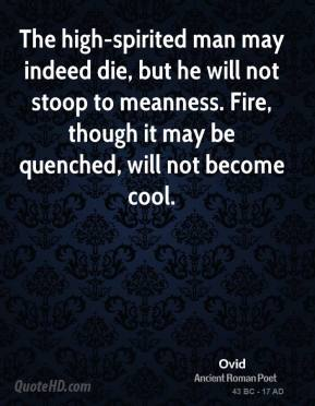 Quenched quote #1