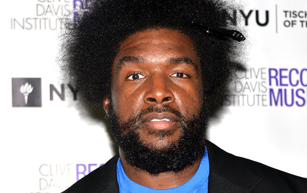 Questlove's quote