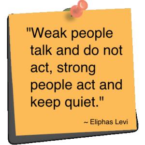 Quiet quote #8