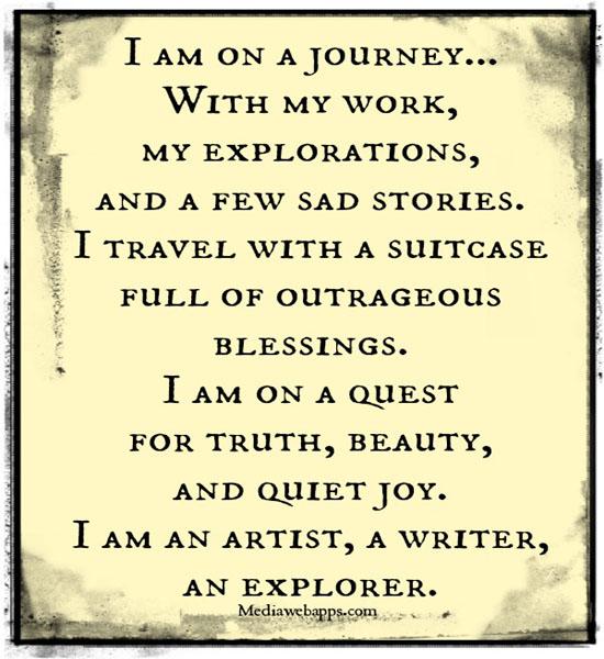Quiet Time quote #1
