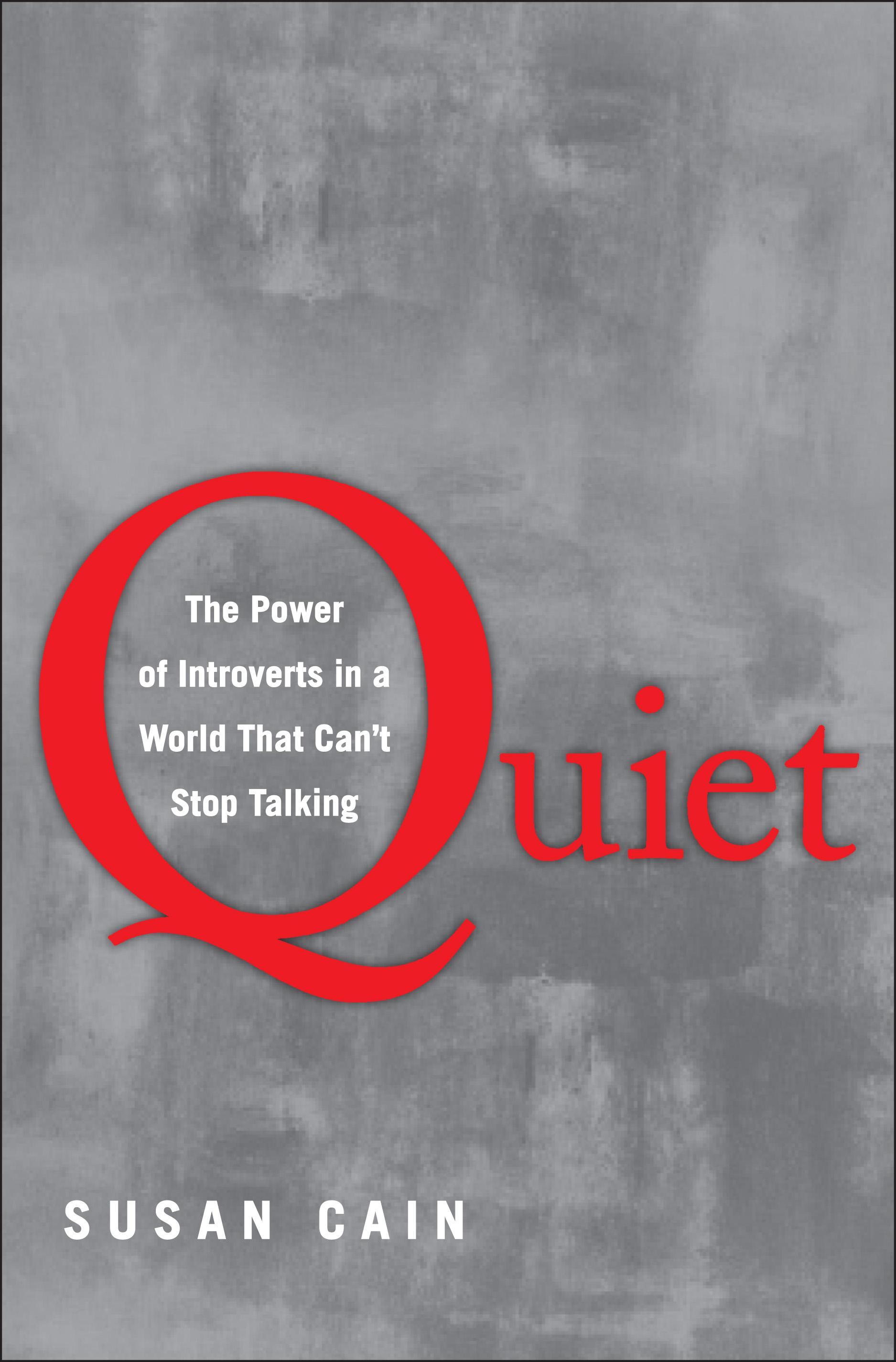Quietness quote #1