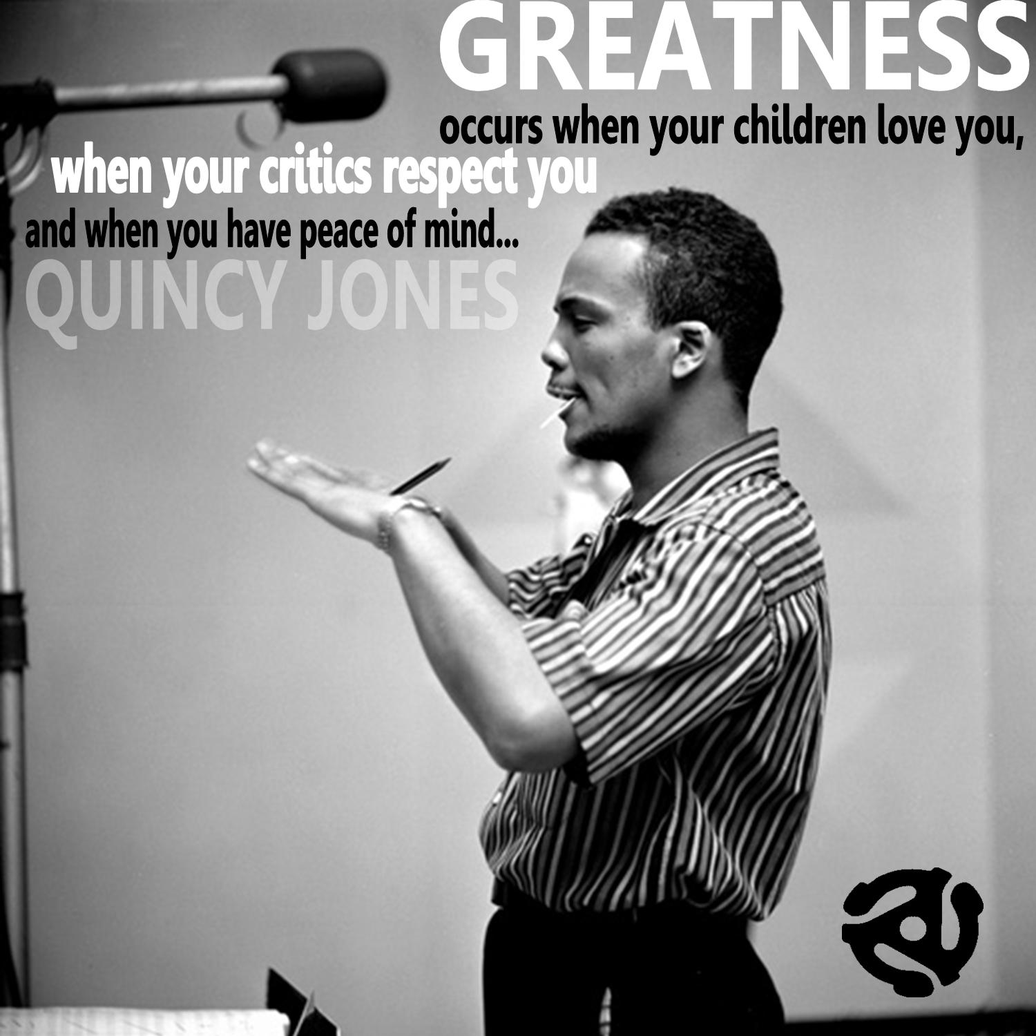 Quincy Jones's quote #2
