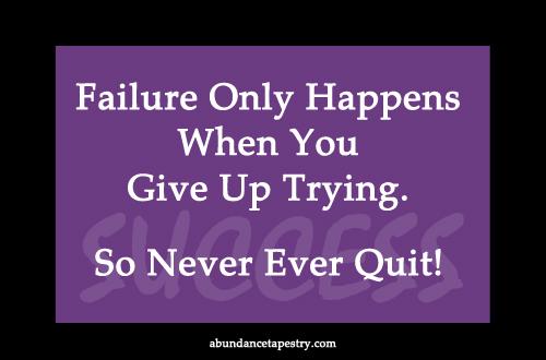 Quit quote #1