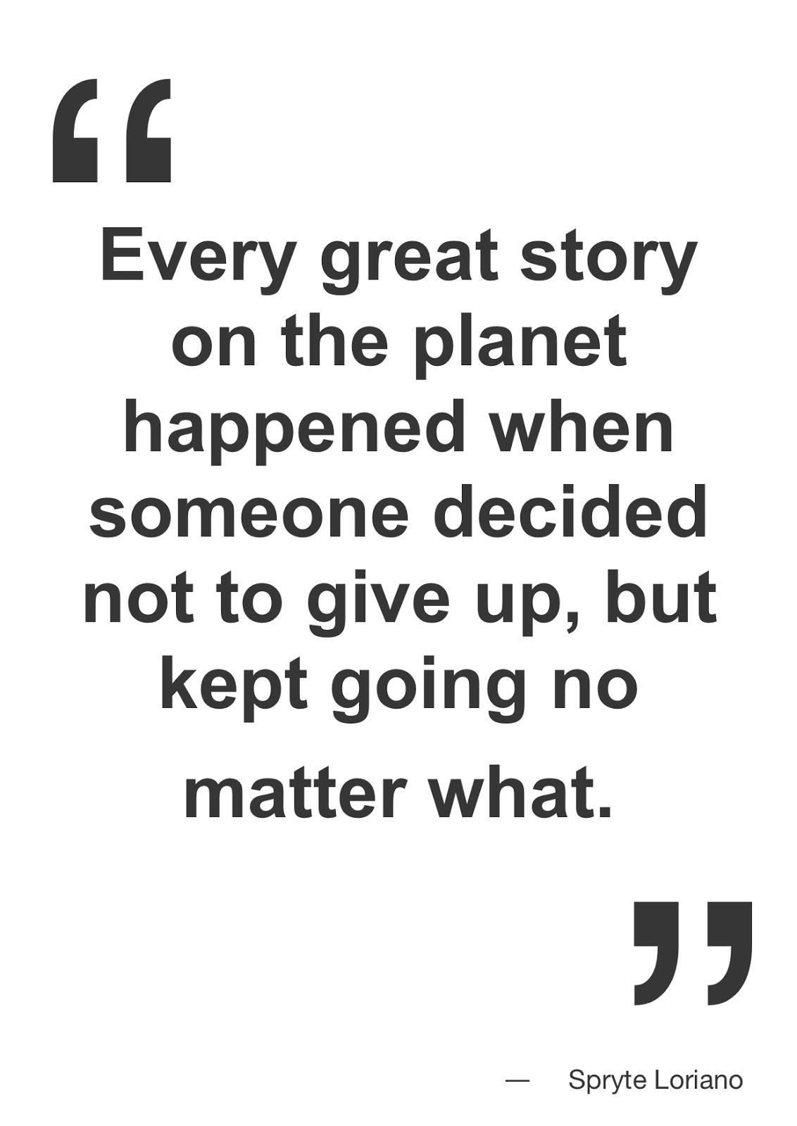 Quite quote #2