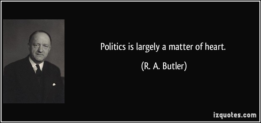 R. A. Butler's quote #1