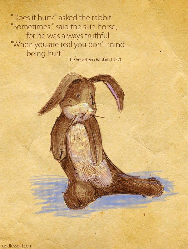 Rabbit quote