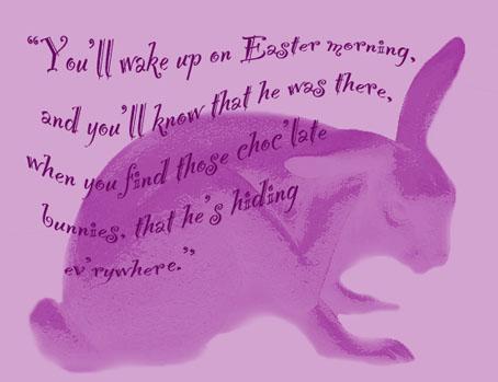 Rabbit quote #1