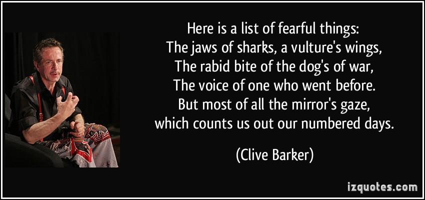 Rabid quote
