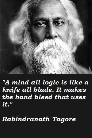 Rabindranath Tagore's quote #8