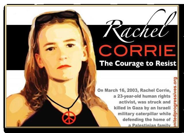 Rachel Corrie's quote #2