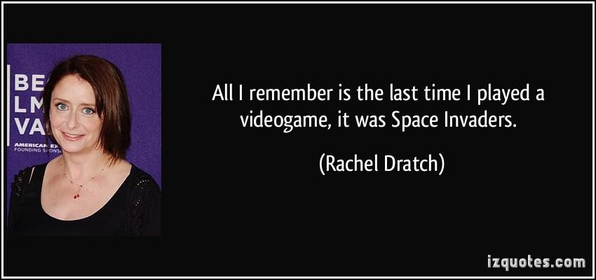 Rachel Dratch's quote #8