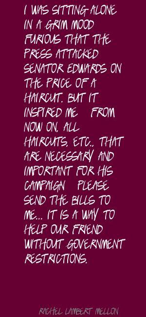 Rachel Lambert Mellon's quote #4