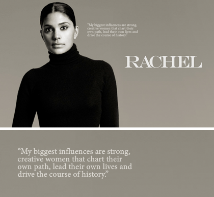 Rachel Roy's quote