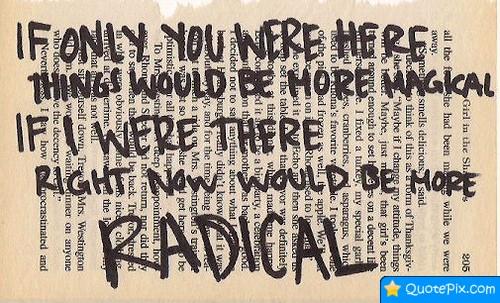 Radical quote #2