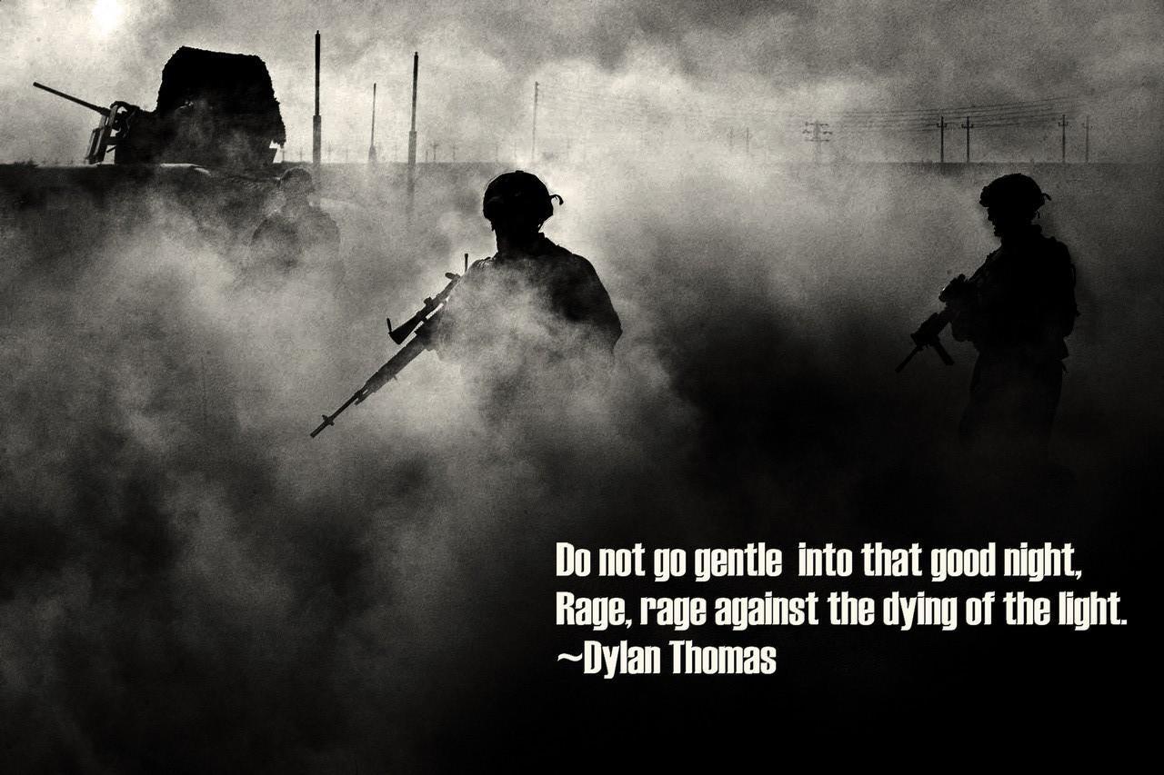 Rage quote #2