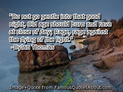 Rage quote #7