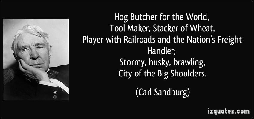 Railroads quote #1