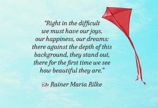 Rainer Maria Rilke's quote #8