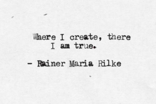 Rainer Maria Rilke's quote #1
