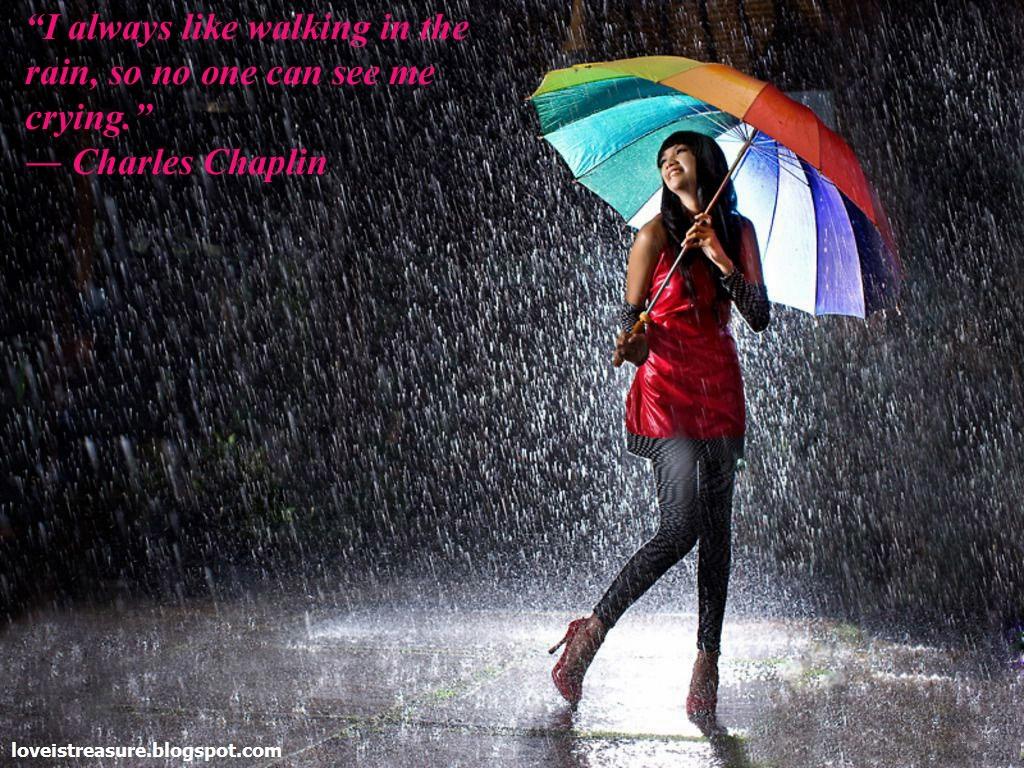 Raining quote #2