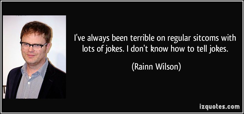 Rainn Wilson's quote #6