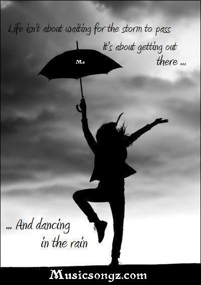 Rainy quote #3