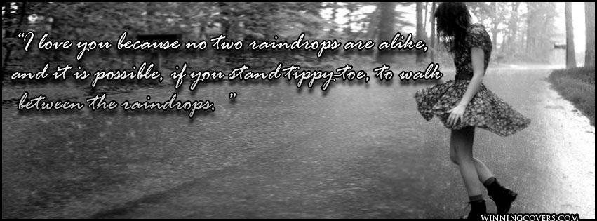 Rainy quote #4