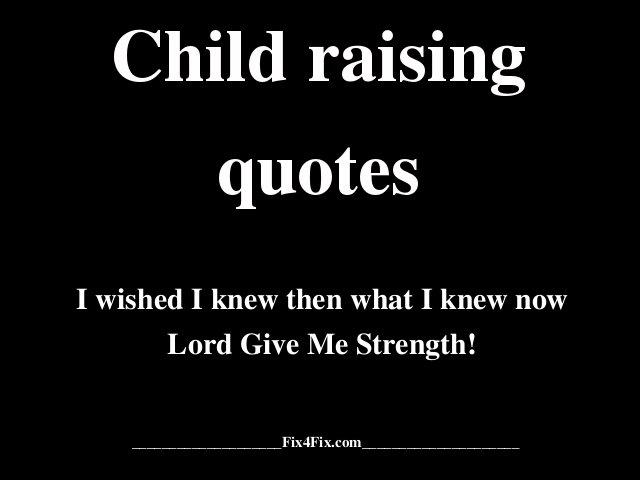 Raising quote #5