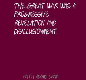 Ralph Adams Cram's quote #2