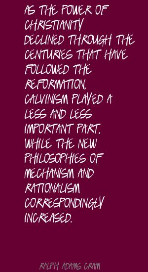 Ralph Adams Cram's quote #4